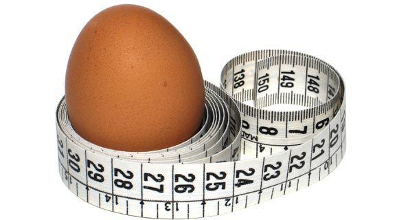 польза употребления яиц