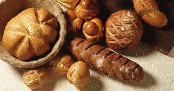 не хлебом единым, хлебцы