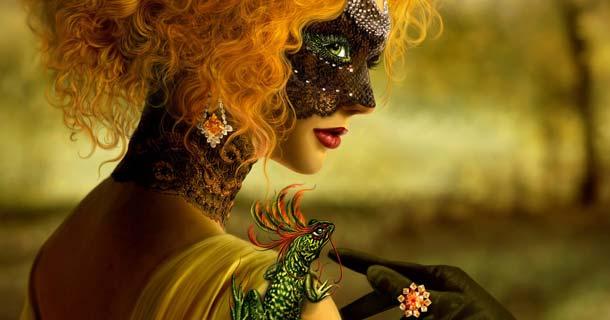 маски и роли