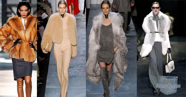 женские пальто, зима-весна 2011-2012