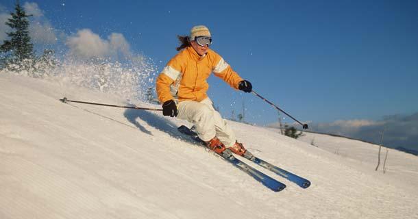 лыжный спорт - бонус для фигуры