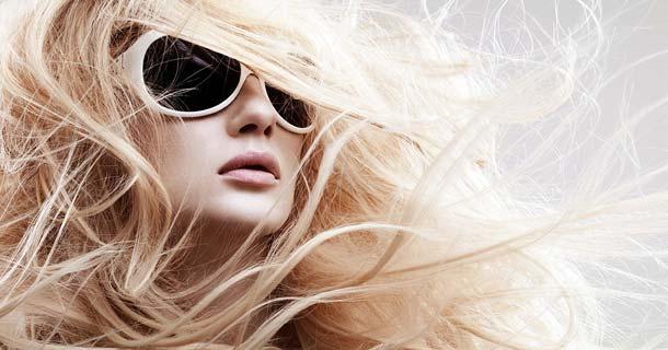волосы и жара