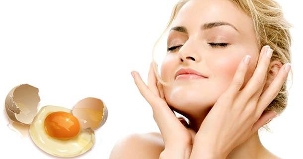 Яичная косметика: маски из яиц для лица
