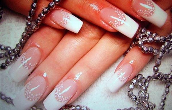 идеи дизайна нарощенных ногтей: