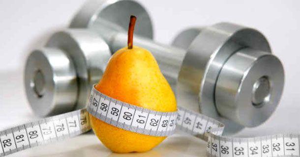 Диета и спорт - программа для похудения