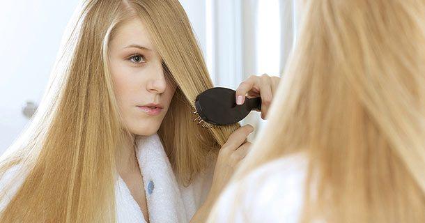 Правильное ухаживание за волосами в домашних условиях