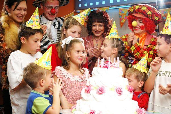 День рождения ребёнка. Миссия выполнима