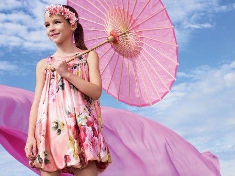 Маленькая модница или как выбрать одежду для девочки
