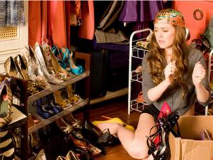 Пристрастие к шопингу