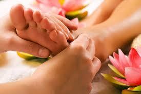 Рефлекторный массаж для восстановления здоровья