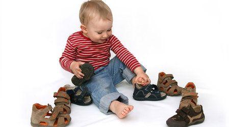 Как выбрать качественные детские кроссовки