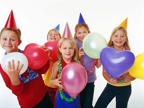 Незабываемый детский день рождения