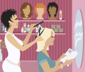 hair salons detroit image