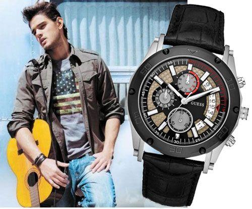 Часы Guess – для активных и современных