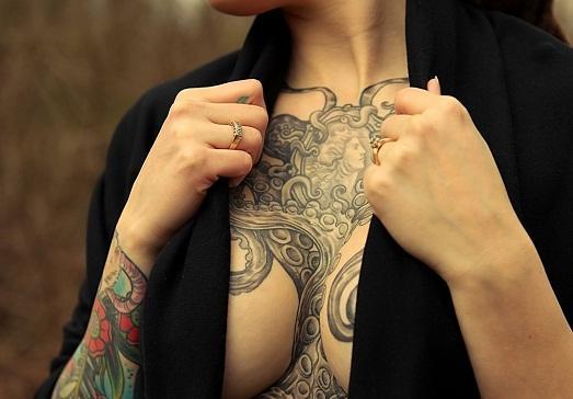 Татуировка: поиск самого себя
