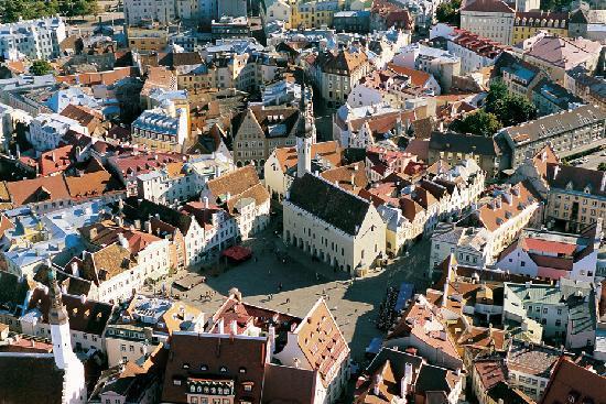 Таллин. Путешествие в средневековье