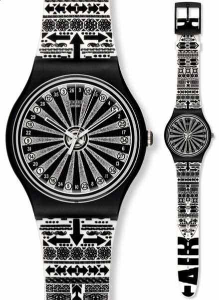 О часах марки Swatch