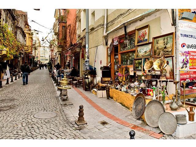 Преображение исторического района Стамбула