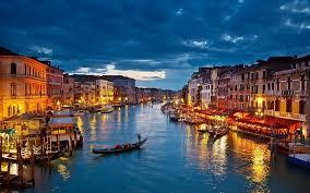 Гранд-канал Венеции – сердце романтического города