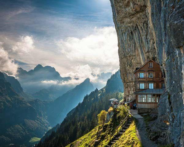 Самые необычные места нашей планеты