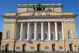 Легенда и гордость искусства России – Александринский театр