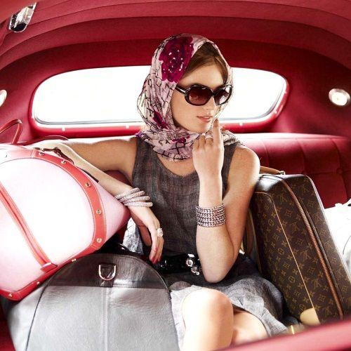 Как путешествуют женщины
