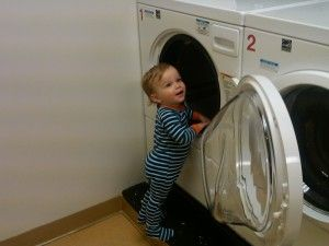 laundry-time