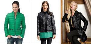 женские куртки 2015