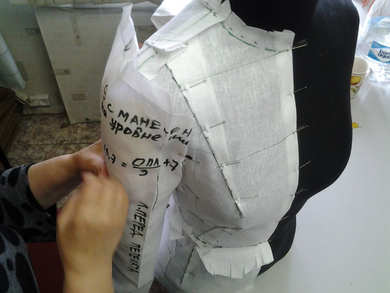 Как сделать тату бумага скотч
