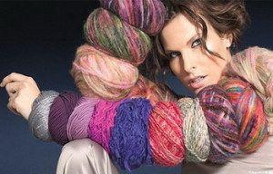подбор пряжи для вязания