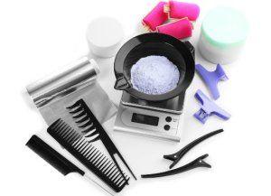 аксессуары для окрашивания волос