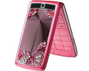 женский мобильный телефон
