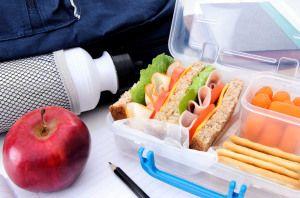 Education school lunch