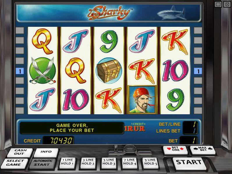 Lucky roger игровой автомат