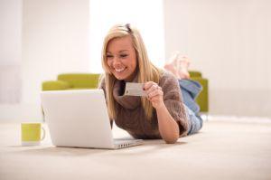 Интернет шоппинг для женщин