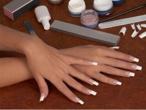Процедура гелевого наращивания ногтей