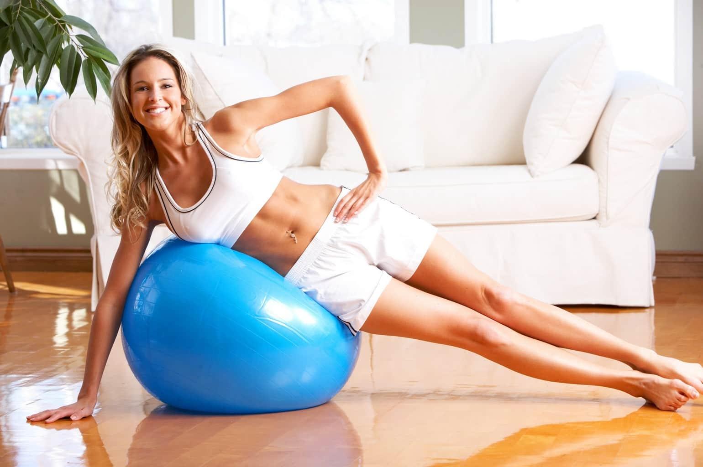 домашний фитнес как привычка