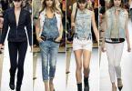 Модные тенденции летней одежды