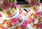 Свадебные пирожные