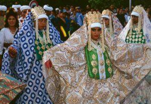 свадьба в Марроко