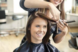 парикмахерские и женщины