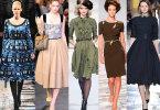 Выбираем модное платье