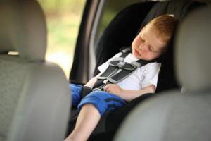 ребенок в авто