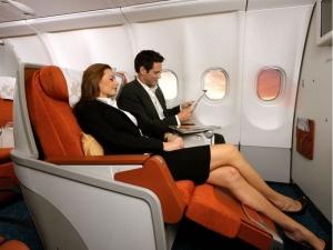 Путешествие на самолёте