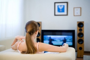 женщины и телевизор