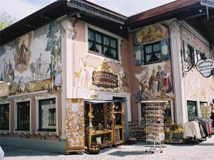 роспись фасадов