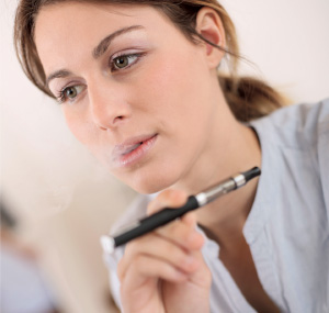 Женские электронные сигареты