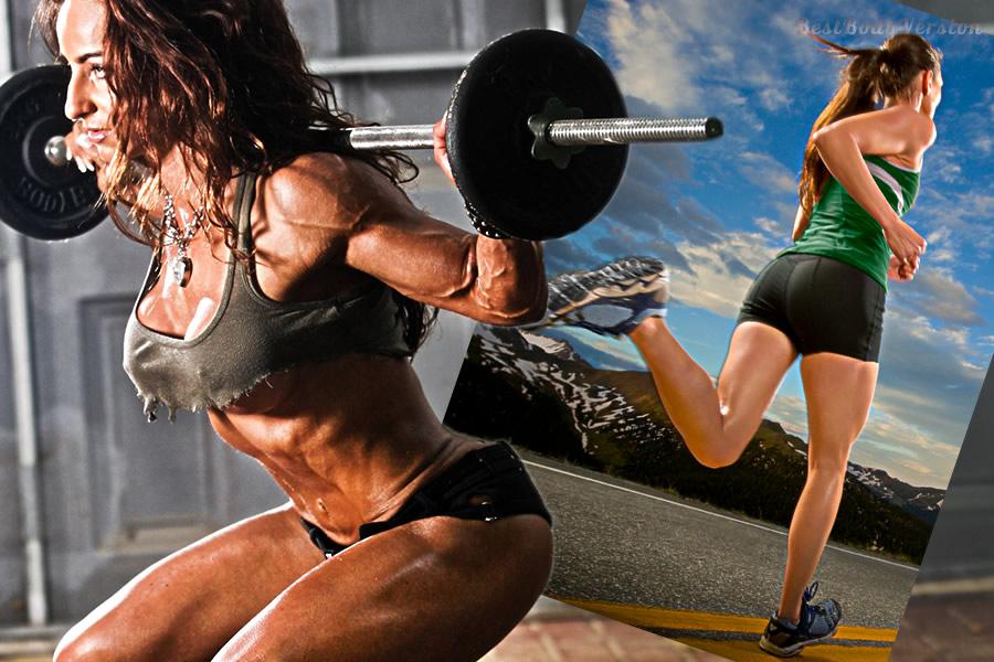 Кардио или силовые тренировки?