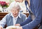 Уход за больным деменцией