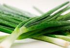 Зеленый лук в народной медицине
